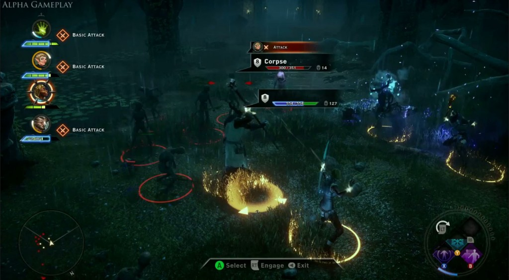 Does dragon age inquisition have matchmaking
